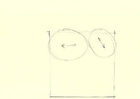 dibujo caballo - paso 1